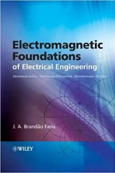 Electromagnetic Foundations of Electrical Engineering Book Pdf Free Download