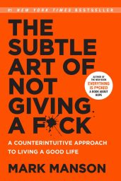 The Subtle Art of Not Giving a F*ck Free Download. Best Motivational And Life Struggle related book.