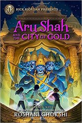 Aru Shah and the City of Gold Book Pdf Free Download
