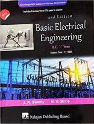 Basic Electrical Engineering GTU Book (3110005) Book Pdf Free Download