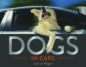 Dogs in Cars book cover