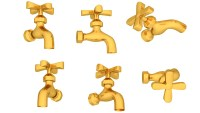 Golden Taps and Picture