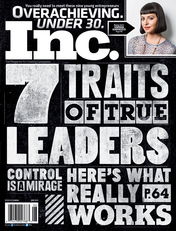 Inc. Magazine Redesign