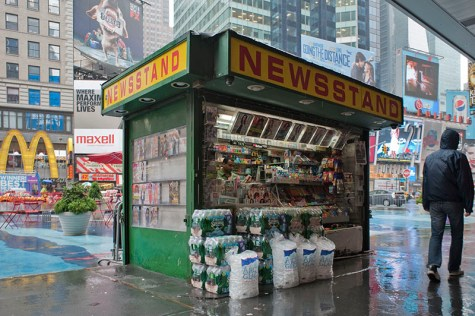 Newsstands