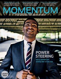 Momentum Uber Magazine
