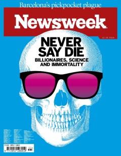 Newsweek-neversaydie