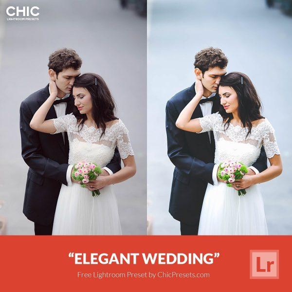 Preset Lightroom Elegant Wedding