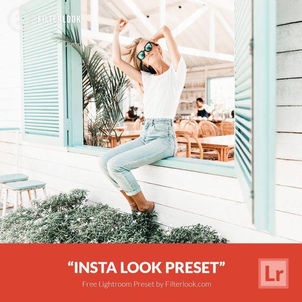 Preset Lightroom Insta Look