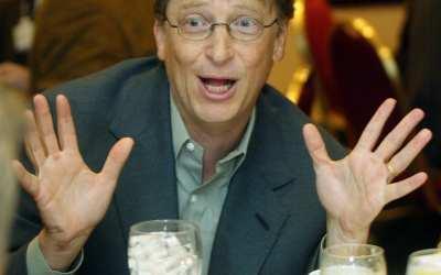 Bill Gates se pasa al software libre