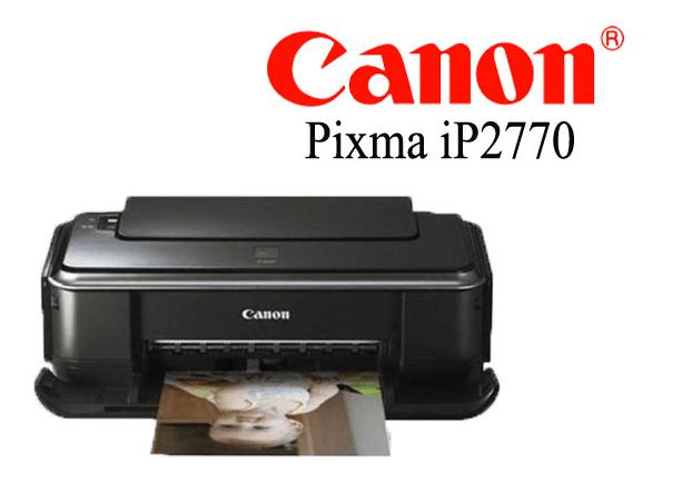 Download) Canon PIXMA IP2770 Driver - Free Printer Driver Download
