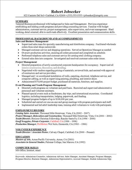 Good Resume Builder Sites. ideas about sample resume on pinterest ...