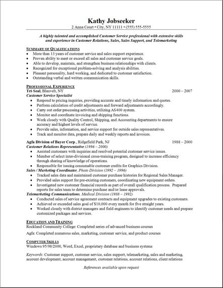 Example Job Resumes. First Job Resume For High School Students