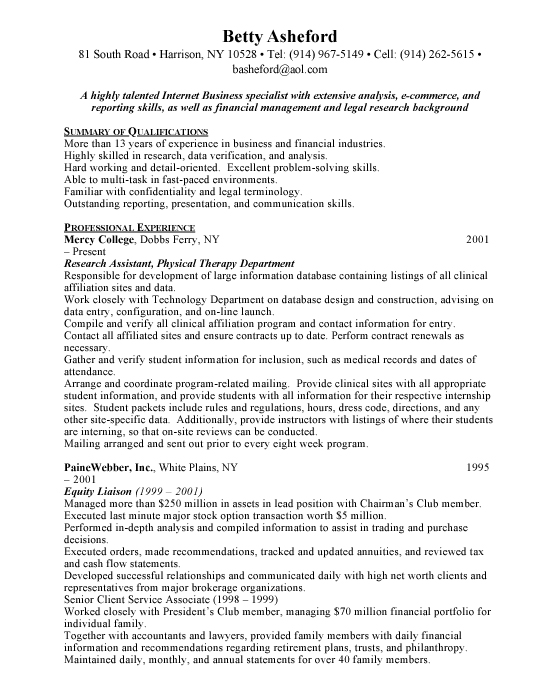 Resume Objective Examples Customer Service Manager Good Resume