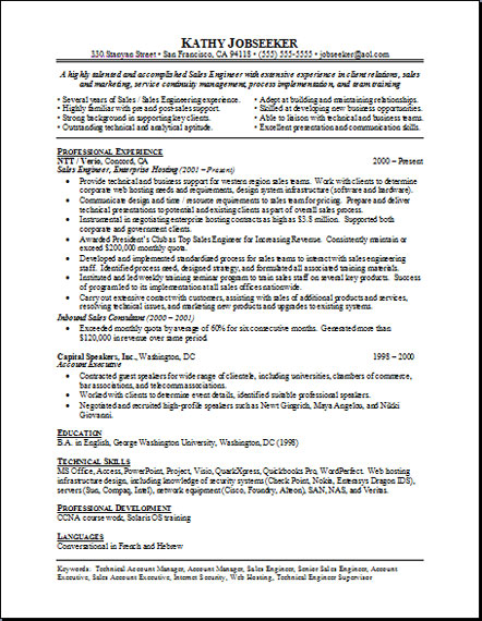Medical Sales Resume Examples | Resume Format Download Pdf