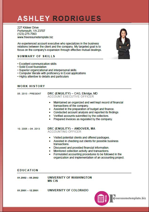 sample resume cashier wwwisabellelancrayus inspiring accounting resume terminology best account manager resume example livecareer choose - Account Executive Resume Sample