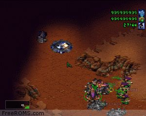 StarCraft 64 Nintendo 64 N64 ROM