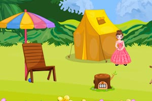 Princess Pinky Escape From Island