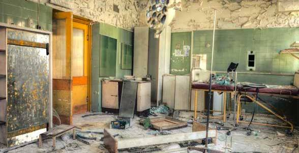 Escape Game: Ruined Hospital Escape 1