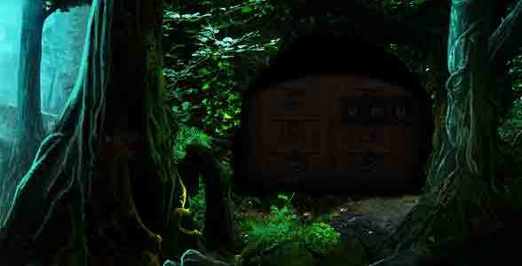Meena Mystery Cave House Escape