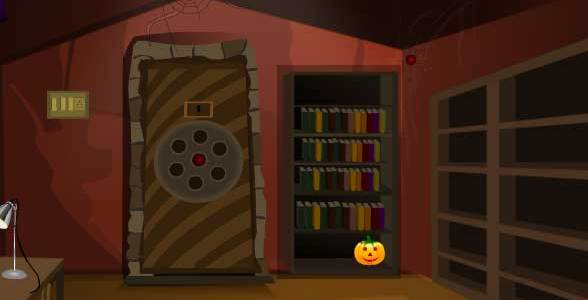 Toll Halloween Pumpkin Room Escape