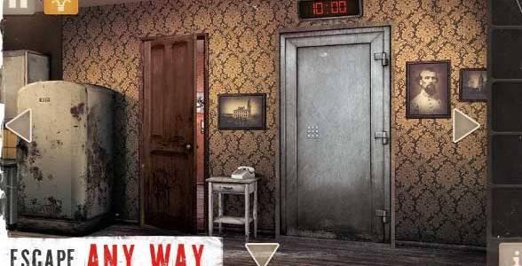 Spotlight: Room Escape