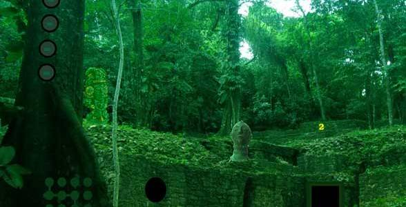Wow Abandoned Mayan Forest Escape