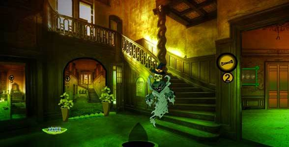 Wow Escape from Halloween Monster Mansion