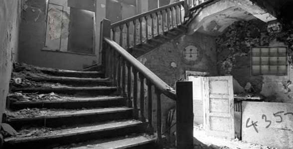 Escape Game: Scary Building Escape