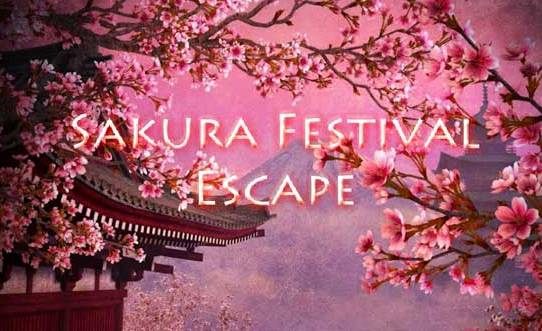 Sakura Festival Escape