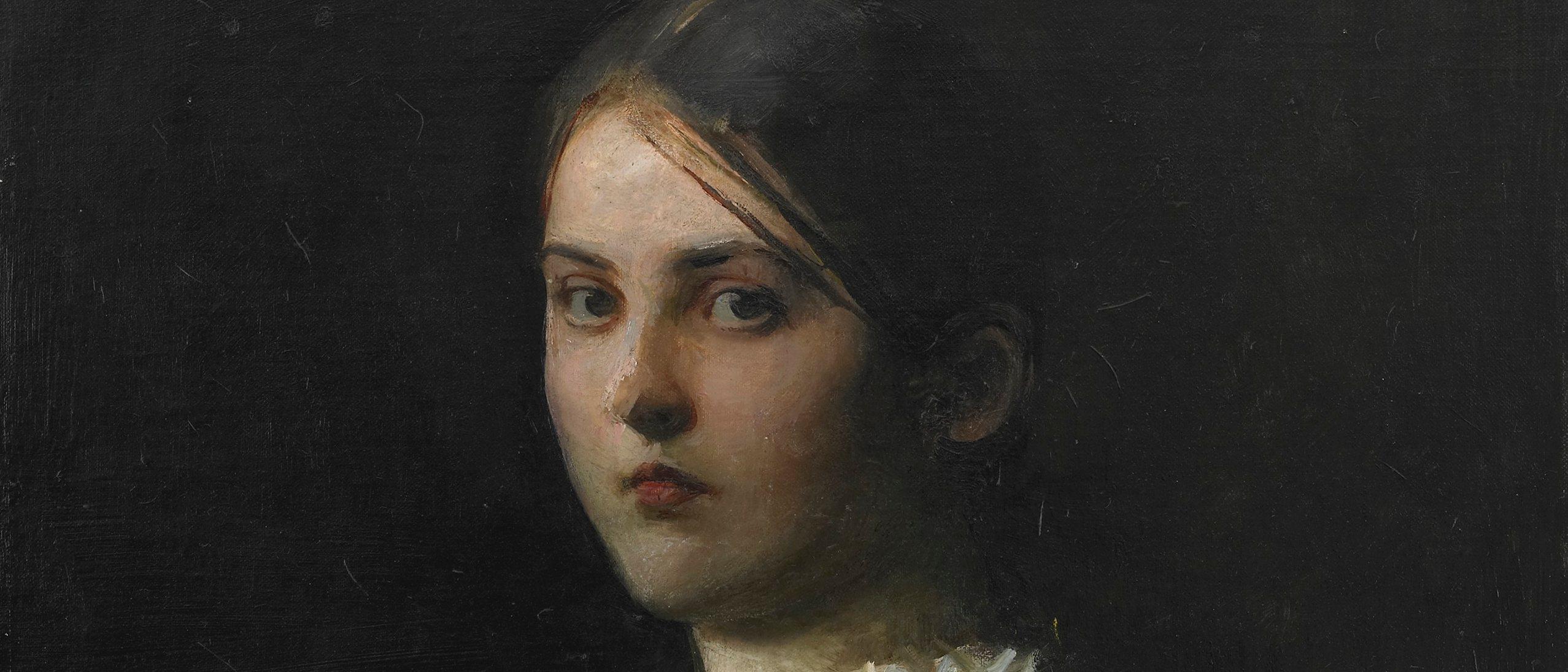 Portrait of the Artist's Eldest Daughter