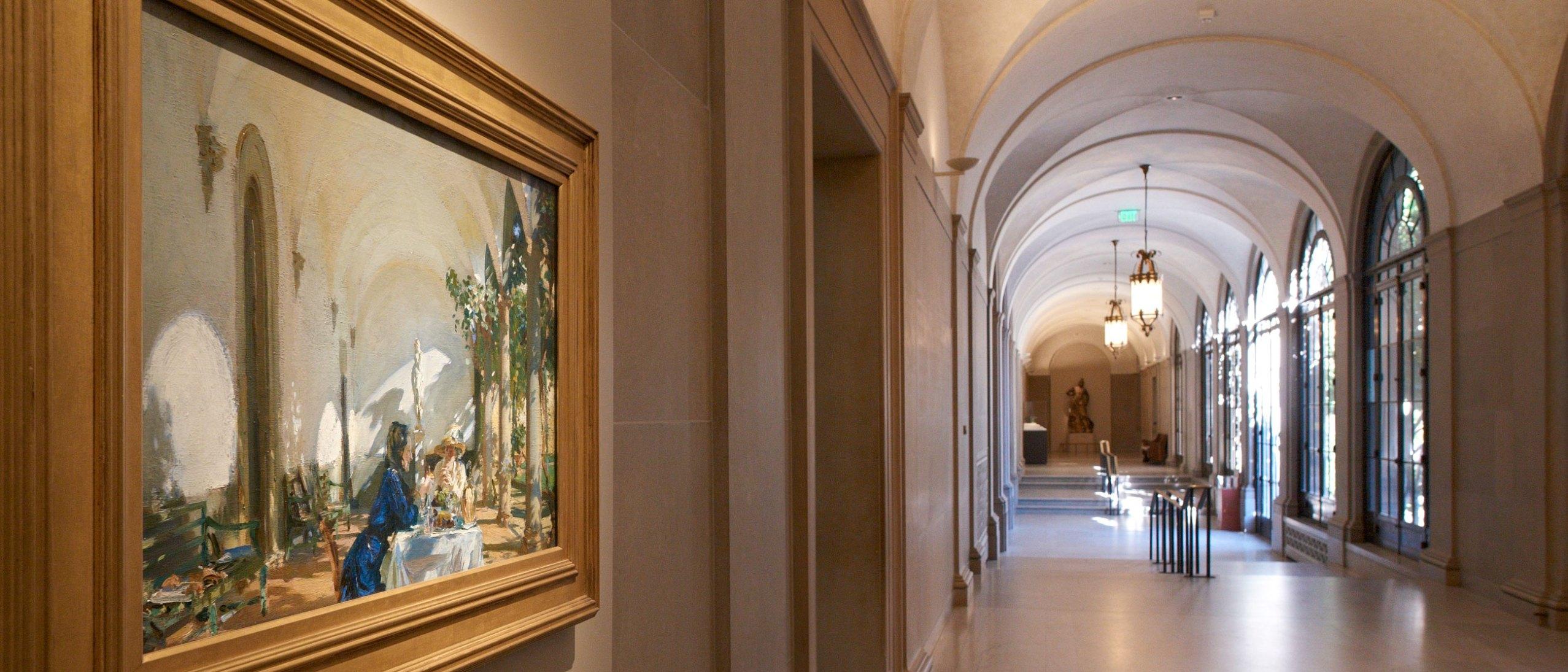 프리어 미술관(Freer Gallery of Art)