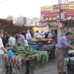Fruit section Bazar