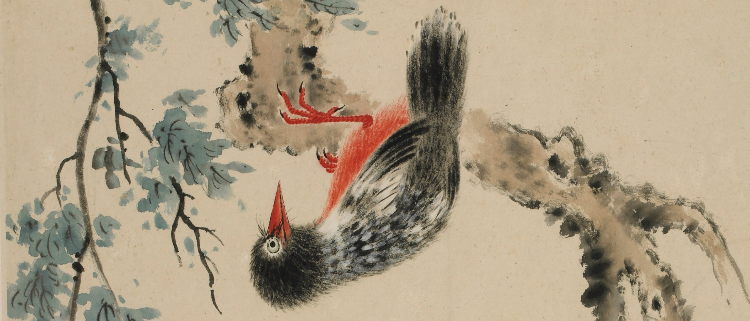 Winged Spirits Birds In Chinese Painting