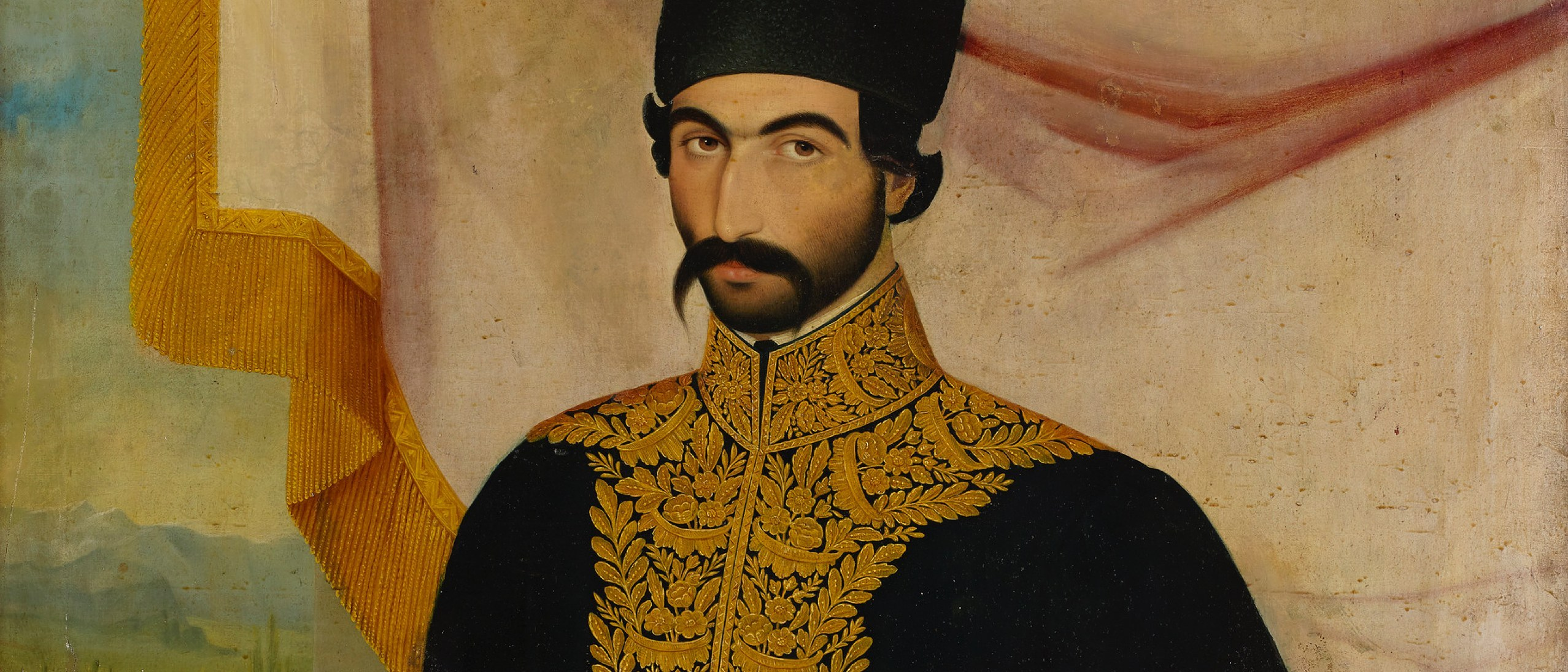 painting of Prince Jalal al-Din