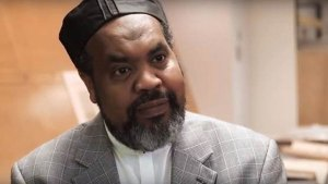 Photo, Closer Looks: Four Conversations - The Imam: Mohamed Magid, All Dulles Area Muslim Society (ADAMS Center)