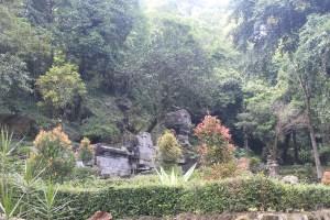 Candi Jolotundo (977), East Java
