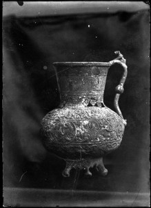 Sevruguin, Antoin,; b&w ; 17.7 cm. x 12.7 cm.; Myron Bement Smith Collection: Antoin Sevruguin Photographs. Freer Gallery of Art and Arthur M. Sackler Gallery Archives. Smithsonian Institution, Washington D.C. Gift of Katherine Dennis Smith, 1973-1985