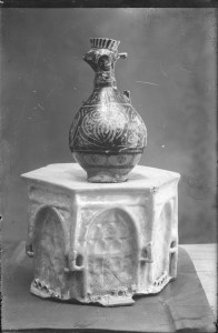 Sevruguin, Antoin,; b&w ; 17.7 cm. x 11.4 cm.; Myron Bement Smith Collection: Antoin Sevruguin Photographs. Freer Gallery of Art and Arthur M. Sackler Gallery Archives. Smithsonian Institution, Washington D.C. Gift of Katherine Dennis Smith, 1973-1985