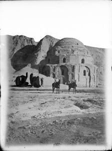 Sevruguin, Antoin,; b&w ; 18 cm. x 23.7 cm.; Myron Bement Smith Collection: Antoin Sevruguin Photographs. Freer Gallery of Art and Arthur M. Sackler Gallery Archives. Smithsonian Institution, Washington D.C. Gift of Katherine Dennis Smith, 1973-1985