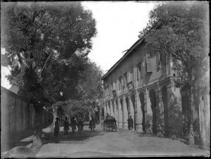 Sevruguin, Antoin,; b&w ; 17.9 cm. x 12.9 cm.; Myron Bement Smith Collection: Antoin Sevruguin Photographs. Freer Gallery of Art and Arthur M. Sackler Gallery Archives. Smithsonian Institution, Washington D.C. Gift of Katherine Dennis Smith, 1973-1985
