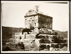 Mausoleum of Cyrus the Great
