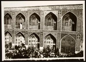Imam Reza Shrine Complex: Gawhar Shad Mosque