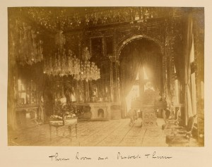 Sevruguin, Antoin,; b&w ; 21.2 cm. x 15.1 cm.; Stephen Arpee Collection of Sevruguin Photographs. Freer Gallery of Art and Arthur M. Sackler Gallery Archives. Smithsonian Institution, Washington D.C., 2011.