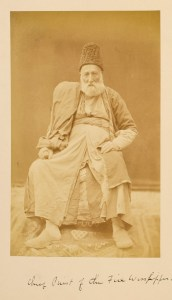 Sevruguin, Antoin,; b&w ; 20 cm. x 12.2 cm.; Stephen Arpee Collection of Sevruguin Photographs. Freer Gallery of Art and Arthur M. Sackler Gallery Archives. Smithsonian Institution, Washington D.C., 2011.