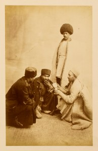 Sevruguin, Antoin,; b&w ; 20.6 cm. x 12.7 cm.; Stephen Arpee Collection of Sevruguin Photographs. Freer Gallery of Art and Arthur M. Sackler Gallery Archives. Smithsonian Institution, Washington D.C., 2011.
