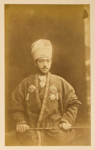 Sevruguin, Antoin,; b&w ; 20.2 cm. x 12.2 cm.; Stephen Arpee Collection of Sevruguin Photographs. Freer Gallery of Art and Arthur M. Sackler Gallery Archives. Smithsonian Institution, Washington D.C., 2011.