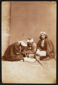 Sevruguin, Antoin,; b&w ; 13.7 cm. x 20.4 cm.; Stephen Arpee Collection of Sevruguin Photographs. Freer Gallery of Art and Arthur M. Sackler Gallery Archives. Smithsonian Institution, Washington D.C., 2011.