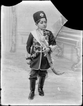 Photograph of Ahmad Shah