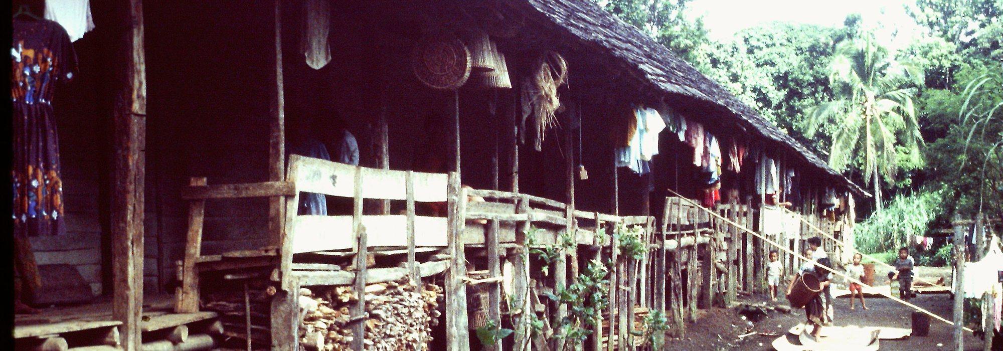 A longhouse