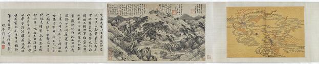 Scenery of Lin'an